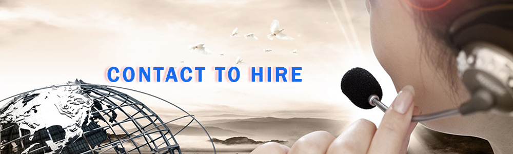 Contact to Hire