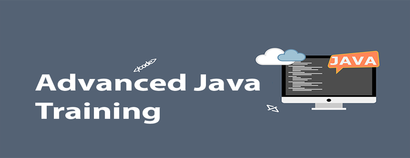 Advance JAVA Training Banner+