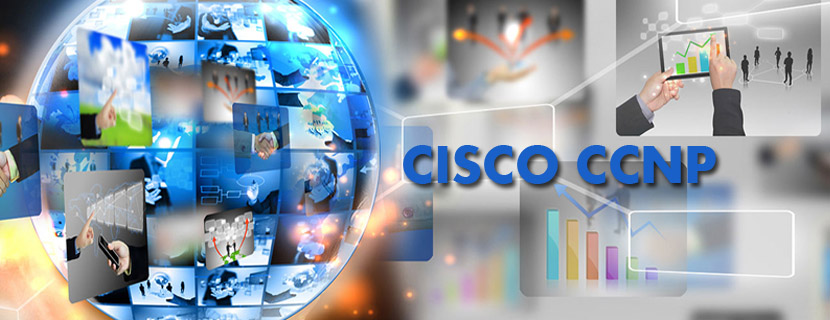 Cisco CCNP Training Banner