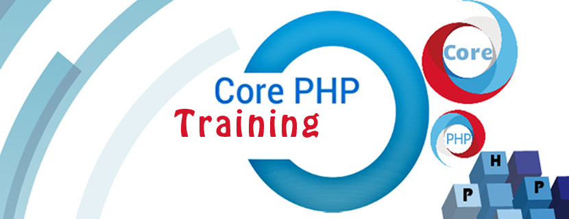 Core PHP Training Banners