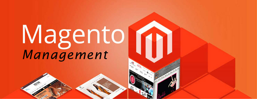 Magento Management Banners