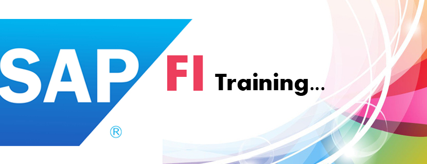 SAP FI Training Banner