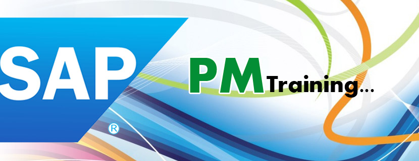 SAP PM Training Banners
