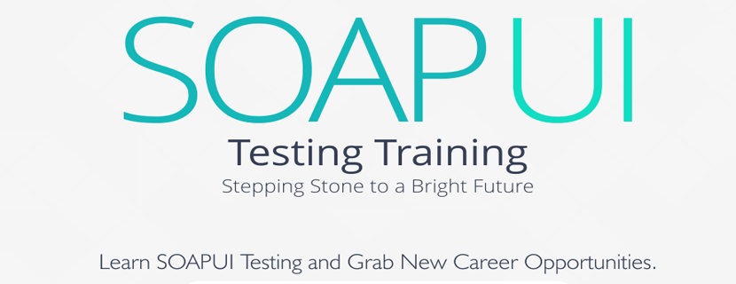 SOAP UI Training Banner